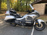 2016 Honda Goldwing with only 300 miles  for sale $15,300