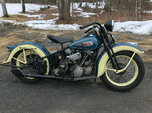 1936 Harley Davidson Knucklehead  for sale $22,500