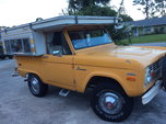 1970 Ford Bronco  for sale $29,999