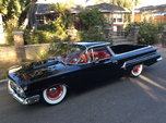 1960 El Camino Pro Touring Oldschool Hot Rod   for sale $40,000
