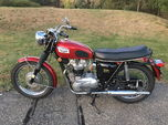 1969 Triumph Tiger  for sale $4,400