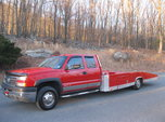 Hodges Body Wedge Ramp Truck Custom Hauler  for sale $17,900