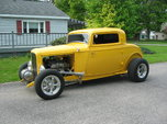 1932Ford coupe Hot Rod  for sale $45,000