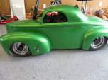 1941 WILLYS COUPE  for sale $2,200