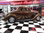 1935 Ford Coupe  for sale $75,000