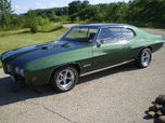 1970 Pontiac GTO  for sale $60,000