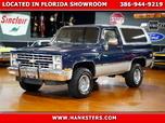 1987 Chevrolet Blazer  for sale $39,900
