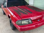 1989 Ford Mustang  for sale $3,200