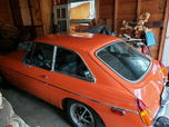 1974 MG MGB  for sale $19,999