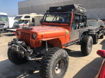 1993 Jeep Wrangler  for sale $0