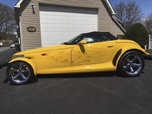 2000 Plymouth Prowler  for sale $28,000
