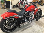 2017 Harley Davidson Softail Breakout FXSB 1 Owner 200 Mile  for sale $19,500