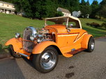 1929 Ford  Roadster Chevy 350 engine/trans. /Ford nine inch.  for sale $27,000