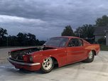 1965 Mustang Fastback 5.60s 1/8 mile
