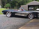 1961 Chevrolet Corvette Resto-Mod/Pro-Tour LS3-525