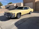 1978 Cadillac DeVille  for sale $18,500