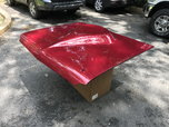 1962-1965 Nova CHEVY2 tear drop fiberglass hood   for sale $300