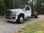 2016 FORD F-550  for sale $27,500