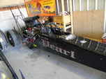 Great First dragster  for sale $9,000