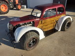 37 Chevy Sedan Legend Car 1250  for sale $7,975