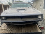 1970 Plymouth Barracuda  for sale $25,000
