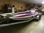 1997 daytona Tunnel pickle fork jet boat   for sale $19,000