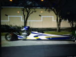 2006 MULLIS 4 LINK DRAGSTER ROLLING CHASSIS  for sale $14,500