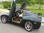 2000 Corvette Coupe Modified  for sale $22,500