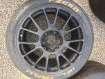 Corvette Track Rims & Tires  for sale $2,000