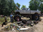 Custom built Ford mud bogger  for sale $50,000