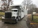 2012 S&S 389 peterbilt rear bedroom  for sale $365,000