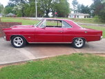 1967 Chevrolet Chevy II  for sale $29,500