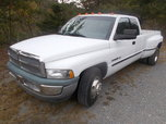 1998 Dodge 3500 extended cab 1 ton dually  for sale $8,950