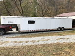 44ft Aluminum Gooseneck   for sale $17,500
