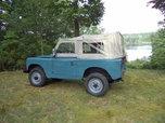 1966 Land Rover Land Rover