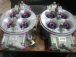 2 CFM 1100 carbs match pair