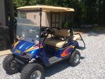 02 EZGO gas cart  for sale $3,900