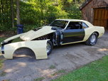 68 Camaro RS/SS Drag car  for sale $9,000