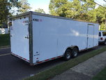 2013 26' American Hauler (low miles)  for sale $12,500
