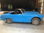 1964 MG Midget Racecar  for sale $2,500