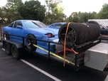 LS1 s13 240sx w/ trailer and spares  for sale $14,000