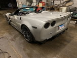 ZR1 C6 corvette conv 800hp   for sale $36,000