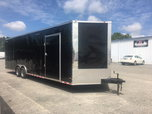8.5x28 Race Trailer  for sale $9,995