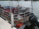 1969 Harris 24'pontoon  for sale $5,500