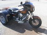 Corvette Trike  for sale $16,000