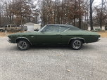 1969 Chevrolet Chevelle  for sale $36,900