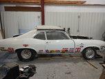 1970 Backhalft Nova Project  for sale $6,000