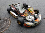 2007 CRG Big Al/World Formula Junior Kart  for sale $2,500