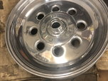 New Weld 15x3.5 spindle mount wheels  for sale $500