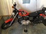 Rare 1999 Harley Sportster